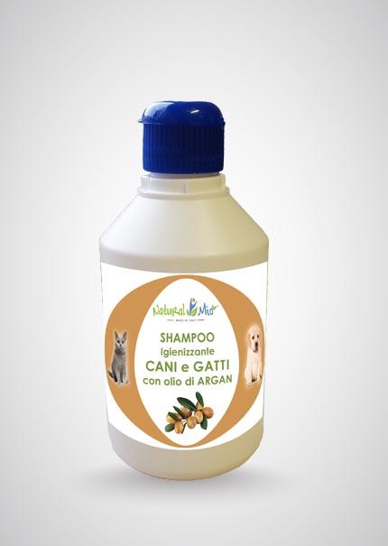 montaggio per sito shampo argan